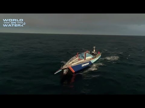 Volvo Ocean Race Report 7 April 02 18 Only 2 Boats Fully Racing the rest either retired or damaged