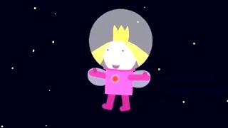 Ben and Holly's Little Kingdom | The Space Race | Kids Videos