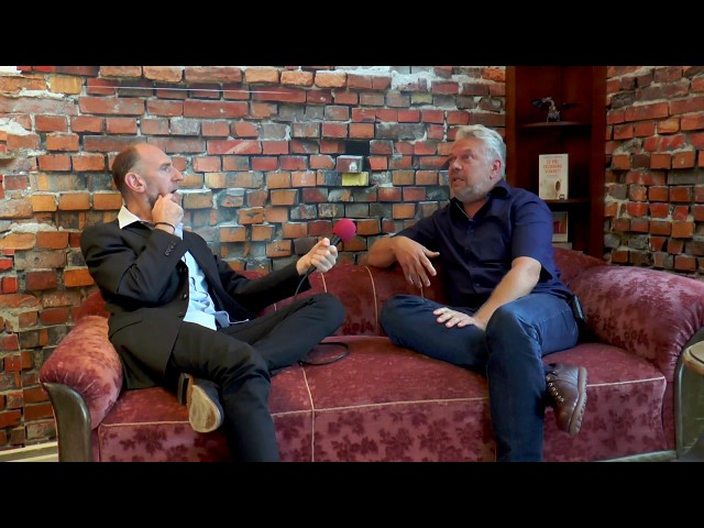 Rote Couch 012: Hans-Georg Hoffs