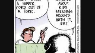get fuzzy bucky creates the peace fork