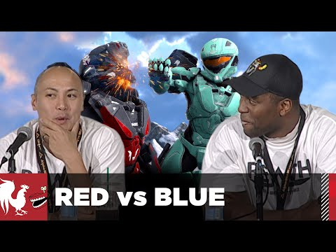 RvB Stunt Panel – Red vs. Blue Season 13
