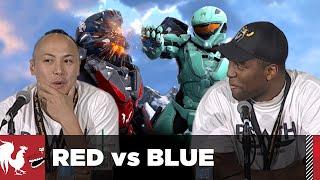 Season 13 - RvB Stunt Panel   Red vs. Blue thumbnail