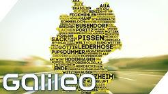 Fickmühlen, Busendorf & Co. - Woher kommen die skurrilen Ortsnamen?   Galileo