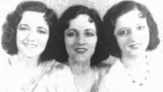 """Everybody Loves My Baby"" (Boswell Sisters, 1932)"
