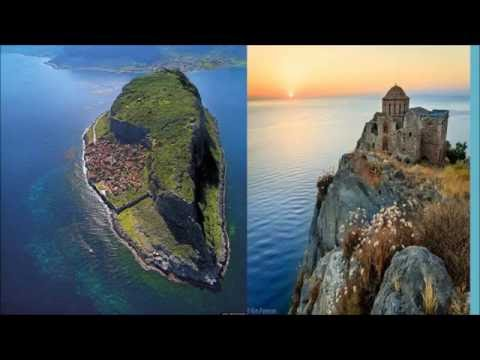 Top 15 | Most Beautiful Cities in Greece