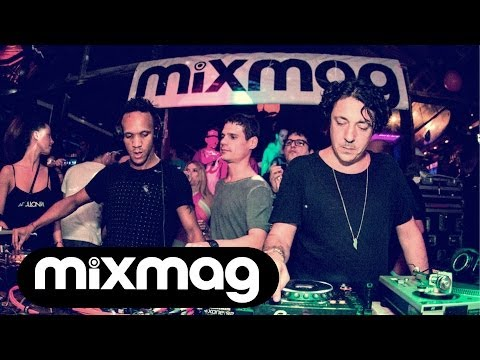 Apollonia Mixmag DJ Set At The BPM Festival 2014 (Dan Ghenacia, Dyed Soundorom And Shonky)