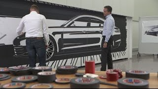 Designing the new Porsche Panamera.