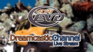 4x4 Evolution | Dreamcast Online Multiplayer | Live Stream | 8/19/2018