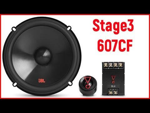 Компонентная акустика JBL Stage3 607CF, распаковка, обзор, прослушка и сравнение с Morel