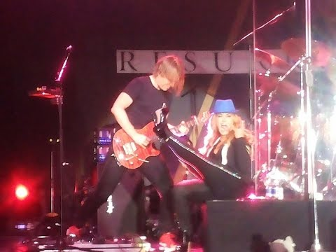 Anastacia - Back in Black & The Other Side of Crazy - Resurrection Tour in Milan - 27/10/2014