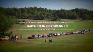 Holger Hovemann - Opel Kadett GT/R - Hauenstein Bergrennen 2019
