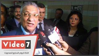 بالفيديو.. أحمد زكي بدر