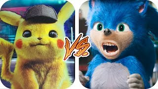 SONIC VS PIKACHU ¿Por qué Sonic se ve tan mal y Pikachu tan bien?