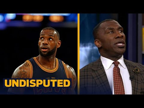 Thumbnail: Blake Griffin says LeBron James is more likely to play in New York than Los Angeles | UNDISPUTED