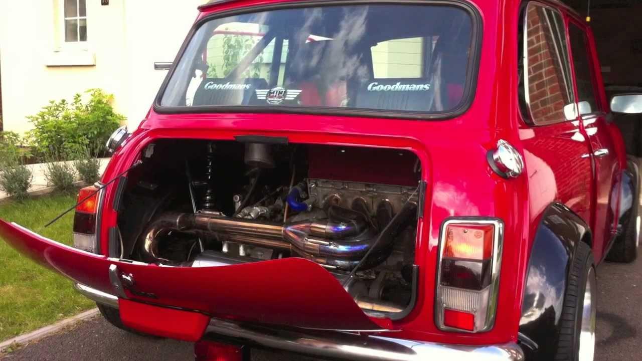 Vtec Mini w/ Honda K20 Type R