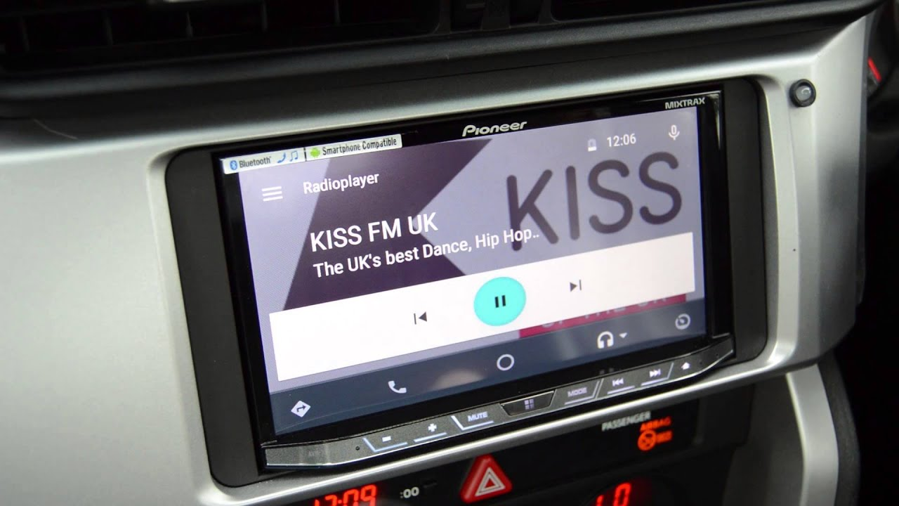 Radioplayer now works with Android Auto