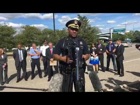 Flint Bishop Airport Stabbing FBI Press Conference