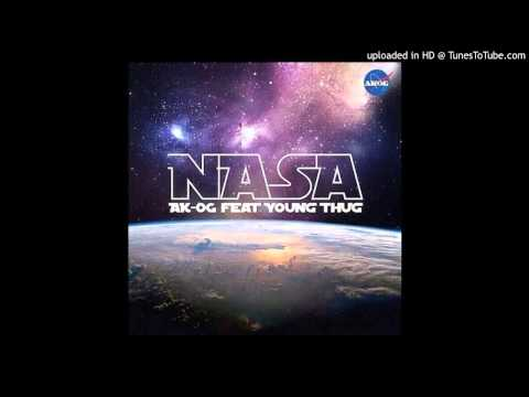 AK OG (Akon & OG Boo Dirty) - NASA (Feat. Young Thug) (Acapella Clean) | 70 BPM