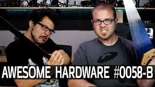 Awesome Hardware #0058-B: GTC Sucked, Rift & Vive, Warrant Canaries