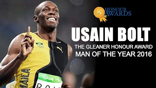 Another triple for Bolt