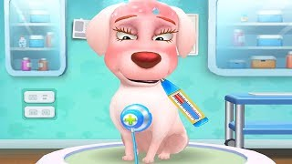 Fun Animal Pet Care In Fluffy Hospital - Fluffy Animal Care Gameplay - Fun Games For Kids By Tabtale
