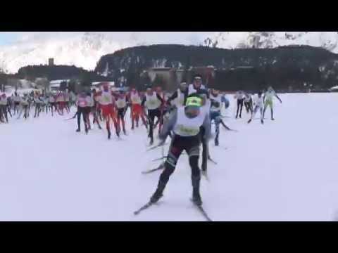 Engadin Skimarathon 2016 KOMPLETT