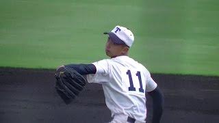 【高校野球・兵庫】東洋大姫路・山内響(2年)【6回14K】