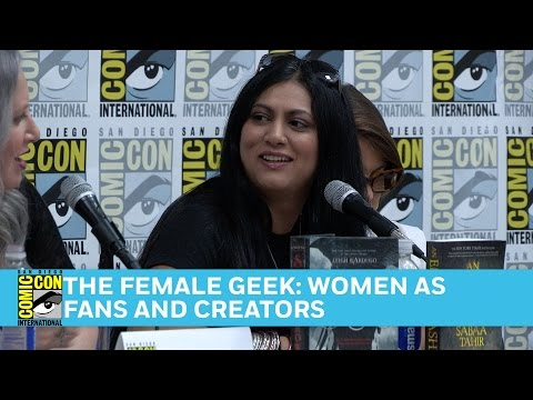 The Female Geek: Women as Fans and Creators Full Panel | San