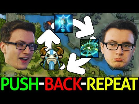 Miracle- Dota 2 [Nature's Prophet] WTF! Push-Back-Repeat