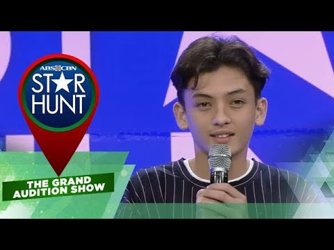 Star Hunt The Grand Audition Show: Seth wants to help his dad after suffering from stroke  EP 46
