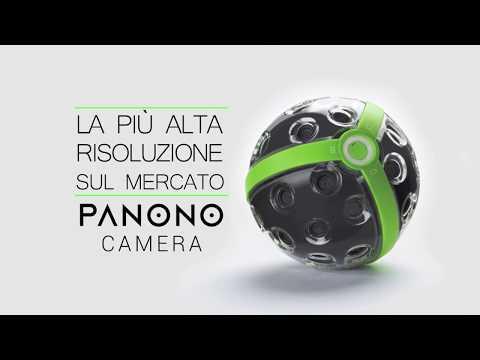 Panono Italia - video di presentazione - short version