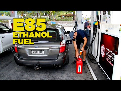 E85 Fuel Explained - Should you use it?