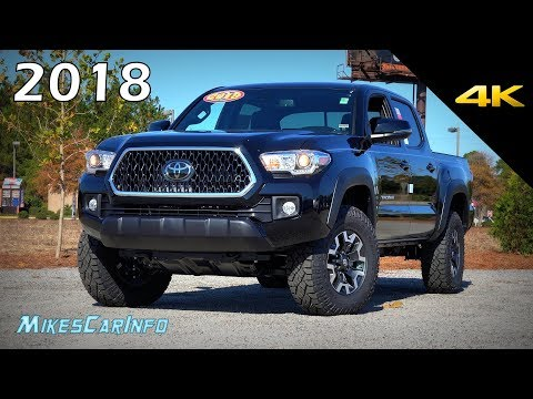 2018 Toyota Tacoma TRD Off-Road - Ultimate In-Depth Look in 4K