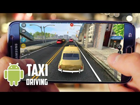 Top 10 Best Taxi Driving Simulator For Android | 2019 FREE