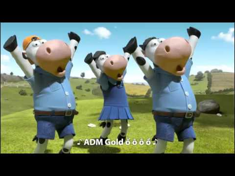 Quảng cáo sữa Vinamilk ADM Gold mới vui nhộn