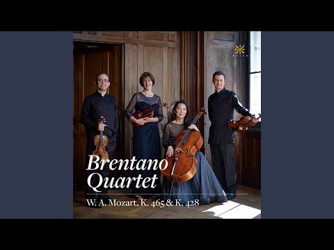 String Quartet No. 16 In E-Flat Major, K. 428: III. Menuetto. Allegro