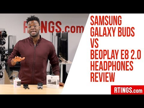 Samsung Galaxy Buds vs Beoplay E8 2.0 Headphones Review - RTINGS.com