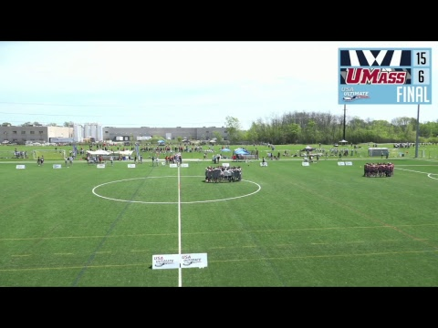 2018 College Championships: University of Massachusetts vs Carleton College
