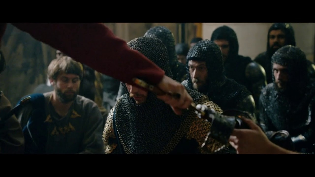 Download Outlaw King Dragon Banner scene