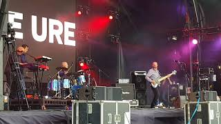 Let's Rock North East   Midge Ure   The voice