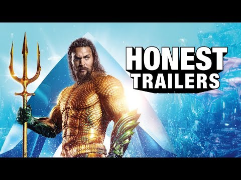 BEARDO - Honest Trailers - 'Aquaman'