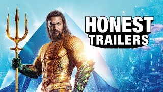 Remember that nerd who could talk to fish? Well he's a hunky hero now - it's Aquaman! Watch The Honest Trailers Commentary! https://youtu.be/nk9znClAM0E ...
