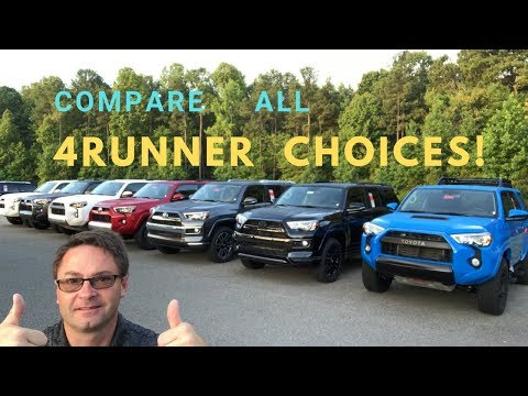 Why a Next-Gen 2022 Toyota 4Runner Hybrid Makes Sense