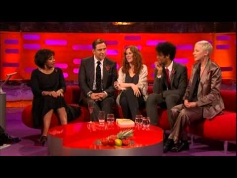 Dame Shirley Bassey on the Graham Norton Show -2014-