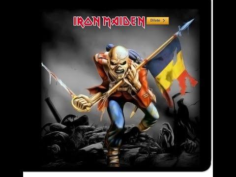 Iron Maiden @ Piaţa Constituţiei, Bucharest Romania 2013