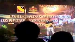 Proton Saga Kelabu (live @ Labuan) KHALIFAH