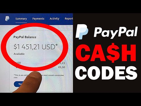 Free PayPal Money Cash Codes - Get Them Here (No Skill) 2021 - Make Money Online