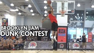 Brooklyn JAM DUNK CONTEST featuring Guy Dupuy, Max Pierce and John Carter!