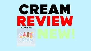 [ROBLOX] Mix_eo|| Cream Cafe Review