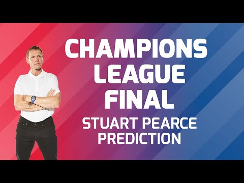CHAMPIONS LEAGUE FINAL 🏆 - Stuart Pearce previews Tottenham v Liverpool